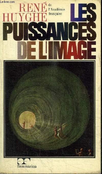 LES PUISSANCES DE L'IMAGE