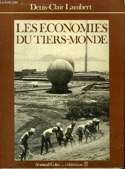 LES ECONOMIES DU TIERS-MONDE