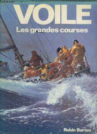 VOILE - LES GRANDES COURSES