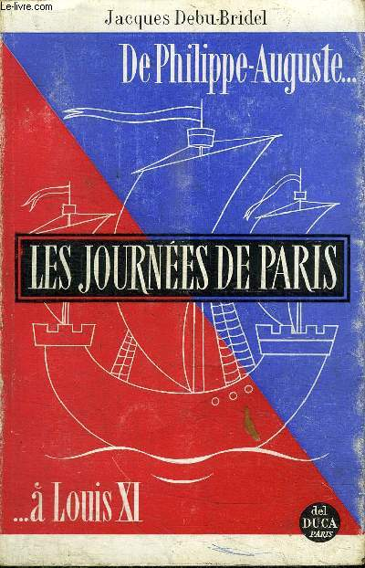 LES JOURNEES DE PARIS TOME 1