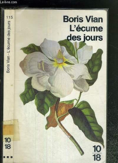 L'ECUME DES JOURS - N°115