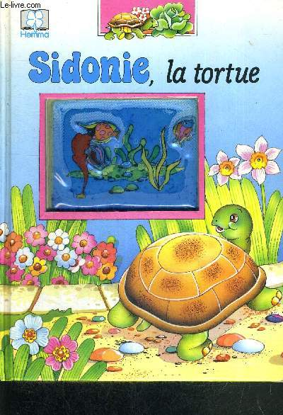 SIDONIE, LA TORTUE