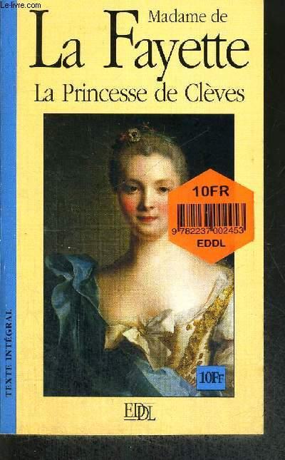 LA PRINCESSE DE CLEVES - TEXTE INTEGRAL