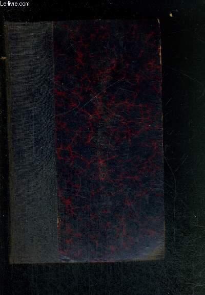 L'ARGENT - en  1 SEUL VOLUME - 2 TOMES  (III + IV)  - LES ROUGON-MACQUART HISTOIRE NATURELLE ET SOCIALE D'UNE FAMILLE SOUS LE SECOND EMPIRE