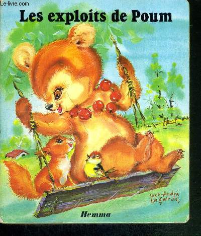 LES EXPLOITS DE POUM - COLLECTION MYOSOTIS
