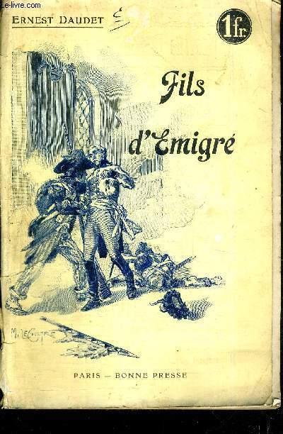 FILS D'EMMIGRE