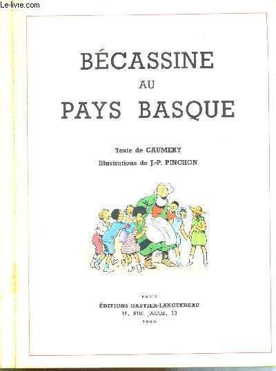 BECASSINE AU PAYS BASQUE