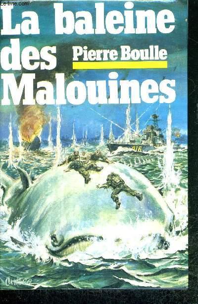 LA BALEINE DES MALOUINES