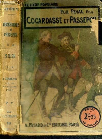 COCARDASSE ET PASSEPOIL - COLLECTION LE LIVRE POPULAIRE N°114