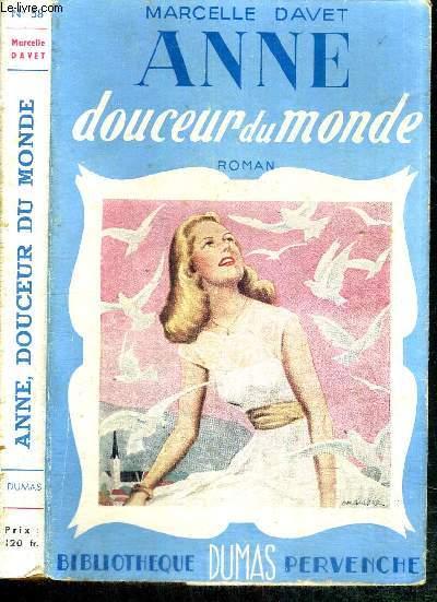 ANNE DOUCEUR DU MONDE - N°58 - BIBLIOTHEQUE PERVENCHE