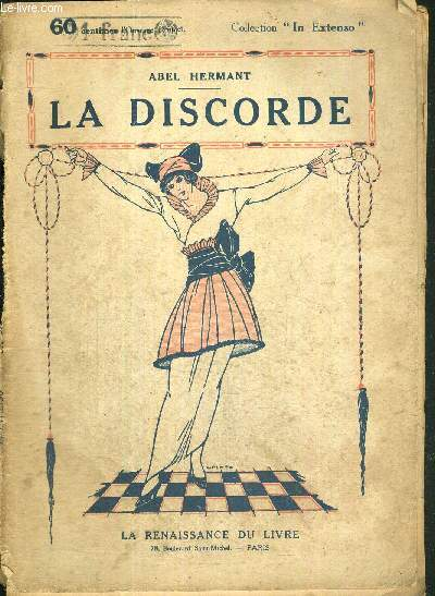 LA DISCORDE - COLLECTION IN EXTENSO