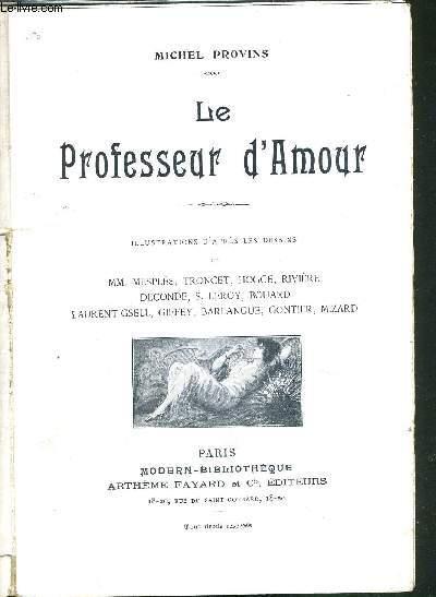 LE PROFESSEUR D'AMOUR