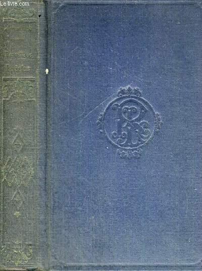 PREMIERES POESIES 1829 A 1835 - CONTES D'ESPAGNE ET D'ITALIE - SPECTACLE DANS UN FAUTEUIL - POESIES DIVERSES - NAMOUNA