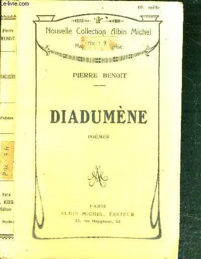 DIADUMENE - POEMES