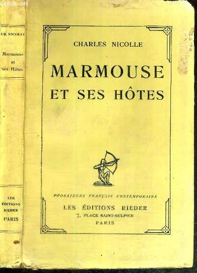 LES CONTES DE MARMOUSE ET DE SES HOTES
