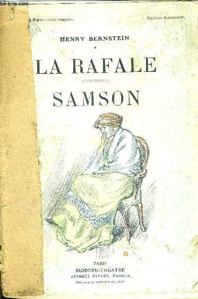 LA RAFALE - SAMSON - MODERN THEATRE