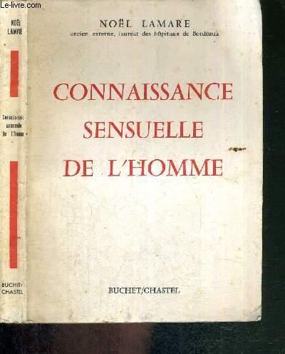 CONNAISSANCE SENSUELLE DE L'HOMME