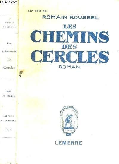 LES CHEMINS DES CERCLES
