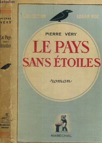 LE PAYS SANS ETOILES - COLLECTION EDGAR POE