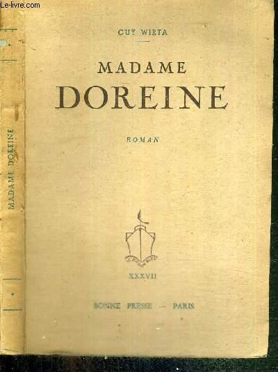 MADAME DOREINE