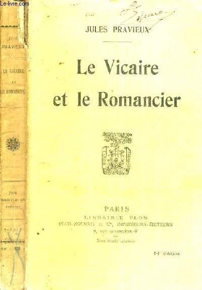 LE VICAIRE ET LE ROMANCIER