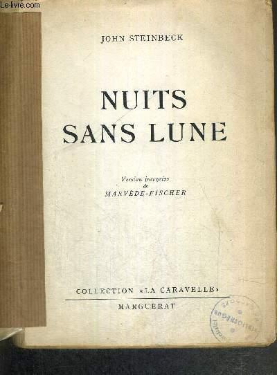 NUITS SANS LUNE - COLLECTION LA CARAVELLE