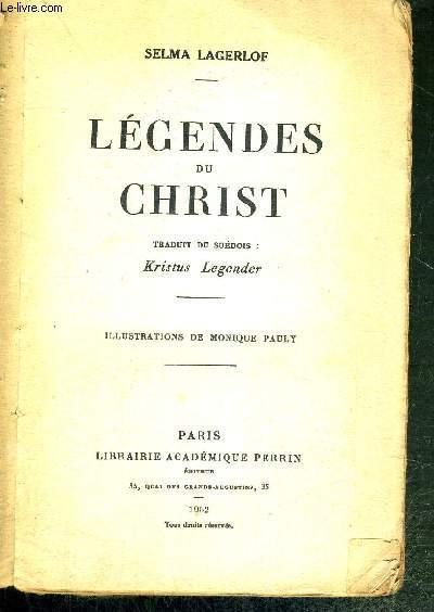 LEGENDES DU CHRIST