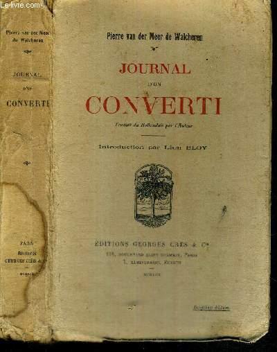 JOURNAL D'UN CONVERTI