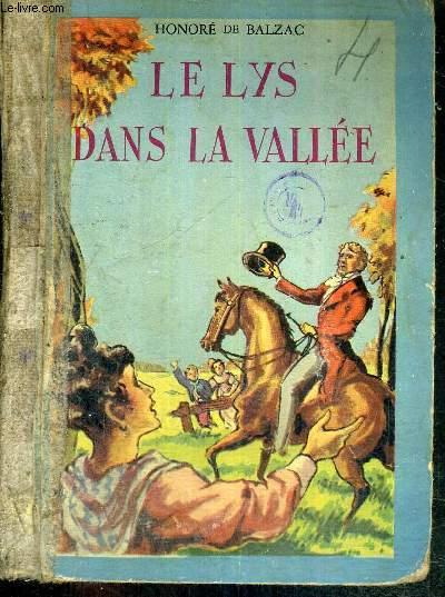 LE LYS DANS LA VALLEE- N°6 - COLLECTION BLEUET