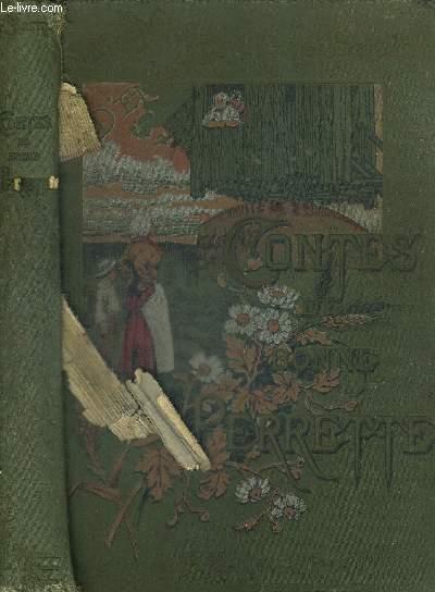 CONTES DE BONNE PERRETTE / le peuplier - Diane chausseresse - le chateau de Sombrehoux - deux anciens - bonne Perrette - l'ouverture de la Sémiramis - la corneille a bec rouge...