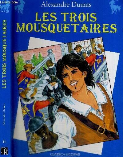 LES TROIS MOUSQUETAIRES - N°6