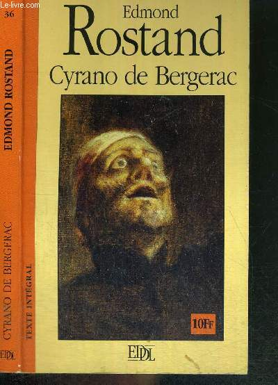 CYRANO DE BERGERAC - COMEDIE HEROIQUE EN CINQ ACTES