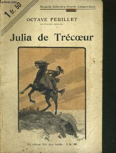 JULIA DE TRECOEUR - NOUVELLE COLLECTION ILLUSTREE