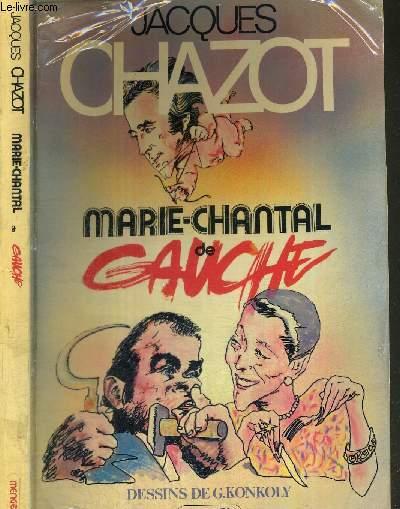 MARIE-CHANTAL DE GAUCHE