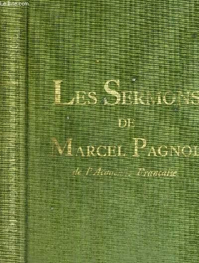 LES SERMONS DE MARCEL PAGNOL