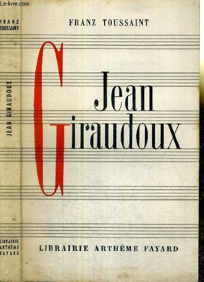 JEAN GIRAUDOUX
