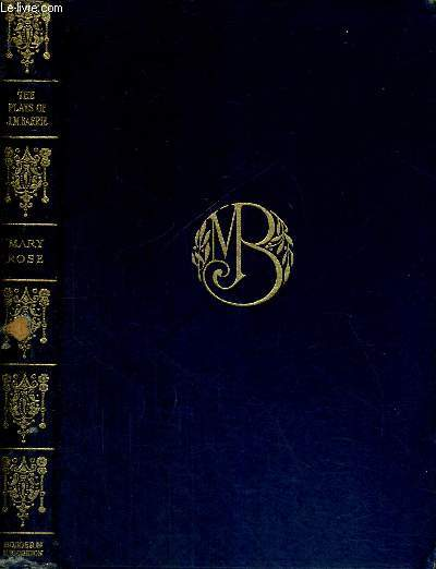 MARY ROSE - A PLAY IN THREE ACTS - THE PLAYS OF J.M. BARRIE