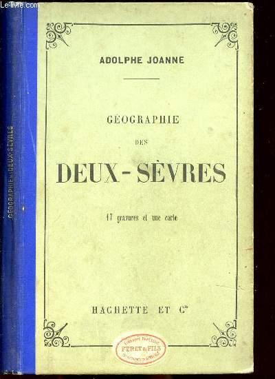 GEOGRAPHIE DES DEUX-SEVRES