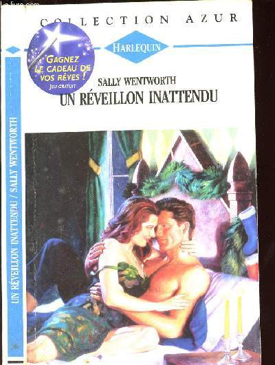 UN REVEILLON INATTENDU - COLLECTION AZUR N°1776