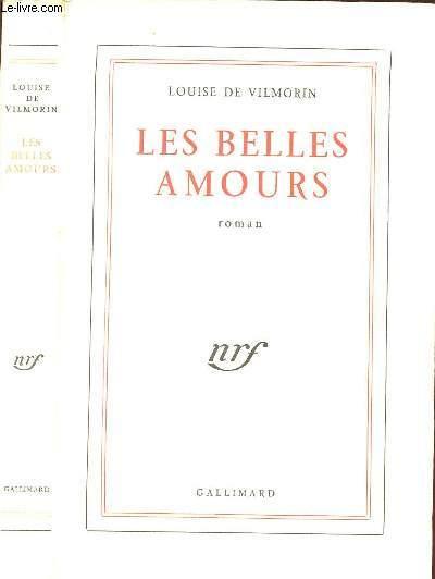 LES BELLES AMOURS