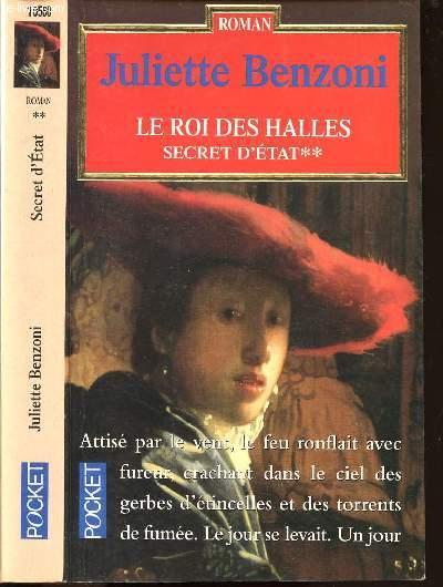 SECRET D'ETAT - TOME 2 - LE ROI DES HALLES