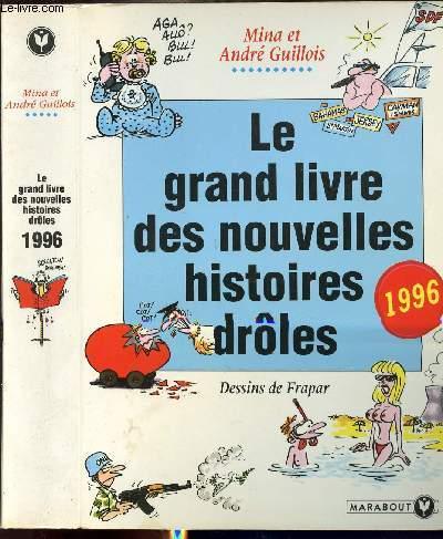 LE GRAND LIVRE DES NOUVELLES HISTOIRES DROLES