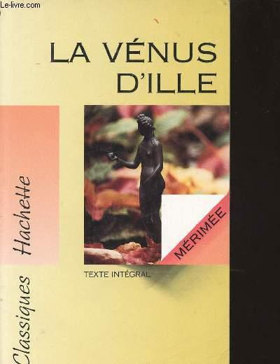 LA VENUS D'ILLE - NOVELLE - TEXTE INTEGRAL