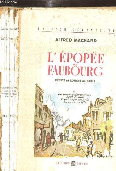 L EPOPEE AU FAUBOURG