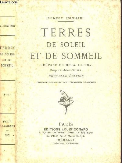 TERRES DE SOLEIL ET DE SOMMEIL
