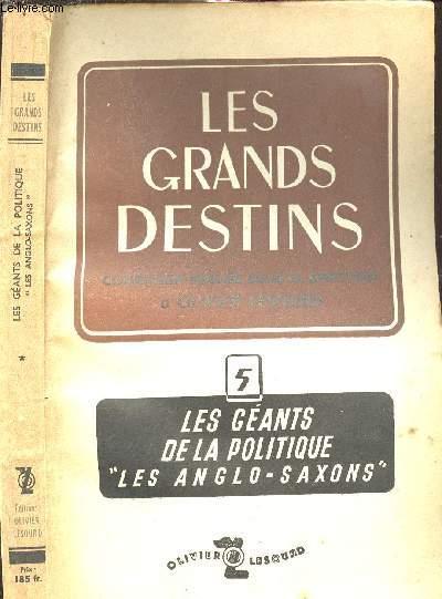LES GRANDS DESTINS