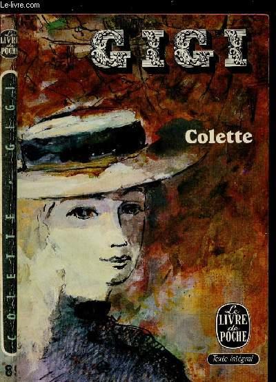 GIGI -COLLECTION LE LIVRE DE POCHE N°82