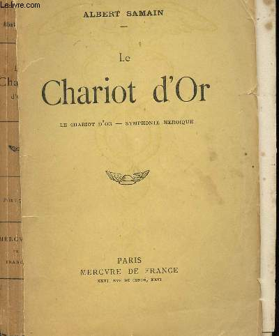 LE CHARIOT D OR