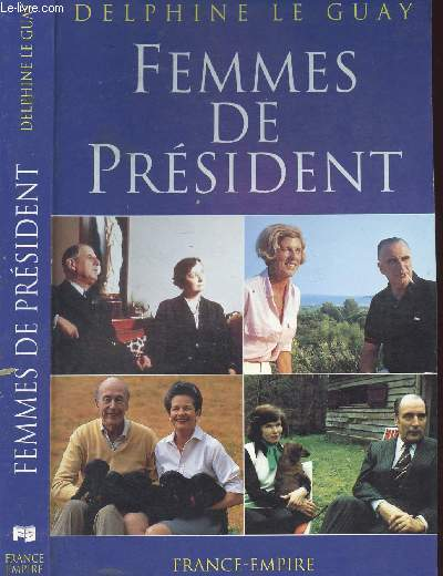 FEMMES DE PRESIDENT