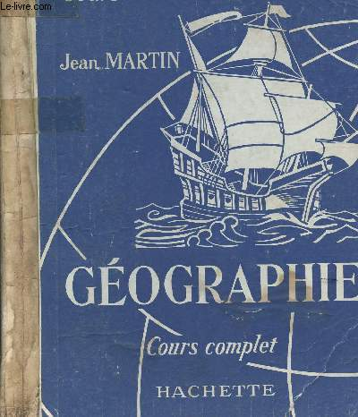 COURS GALLOUEDEC - MAURETTE / GEOGRAPHIE - COURS COMPLET -
